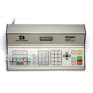 all-sport-4000-series-control-console